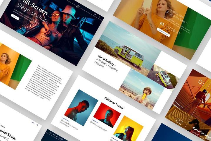 New Brand Design _ DIgital
